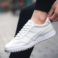 Men's Sneakers And Leisure Shoes Breathable Soft Bottom Classic Version Of The Trend Of Wild Spring And Autumn Shoes