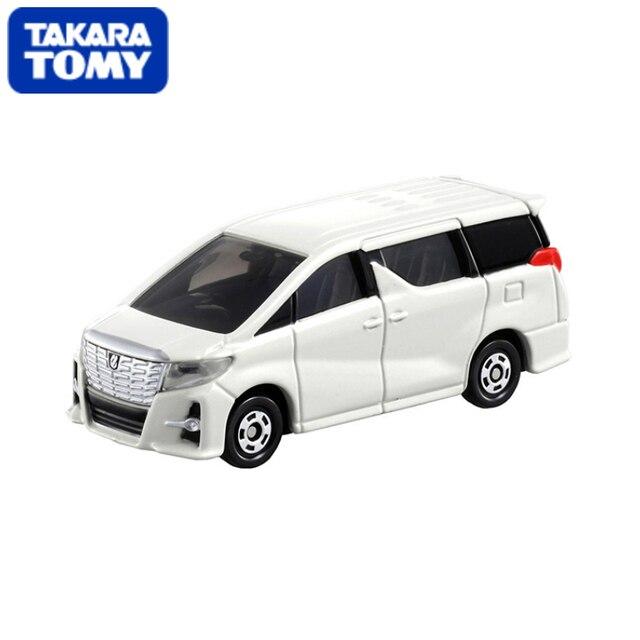Nov New Tomica No 12 Toyota Alphard 1 65 Car Model Matchbox Toy Van Casts Vehicle