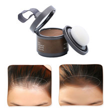 4 Color Hair Fluffy Powder Instantly Black Root Cover Up Natural Instant Hair Line Shadow Powder Hair Concealer Coverag pure henna hair dye powder 3 5 oz 2 all natural high pigment color for hair root touch up beard