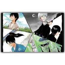 BLEACH Ichimaru Gin Byakuya Poster