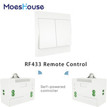 Беспроводной пульт дистанционного управления rf433 без аккумулятора