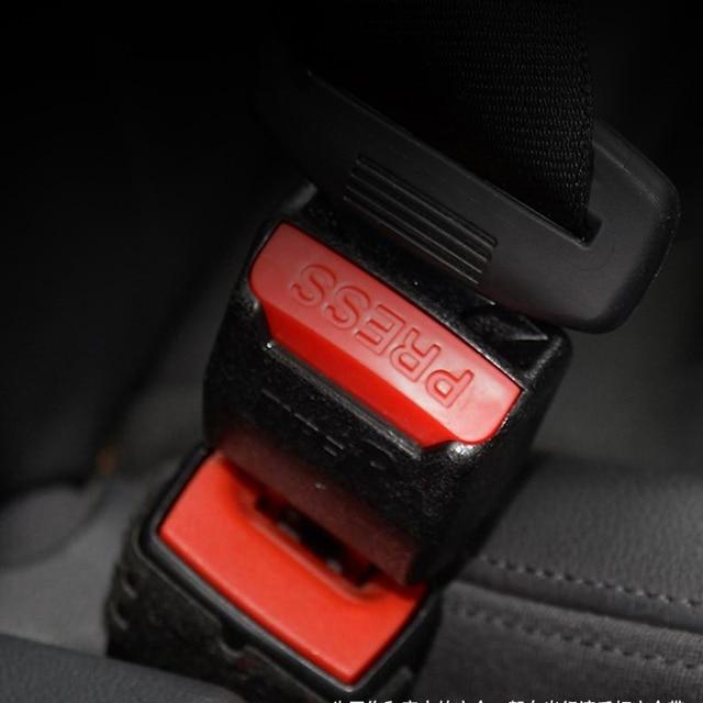 1 PCS Car Seats Seat Belt Buckle High Quality Padded Extender Universal