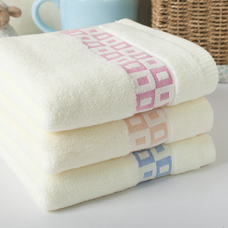 Towel manufacturers direct sale of the Great Wall towel creative home gift 100 Pure cotton face towel promotion hot style in Face Towels from Home Garden