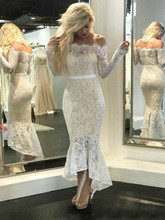 vestido white lace long sleeve dress backless off shoulder womens clothing see through party dresses crochet mesh elegant see through mesh lace backless teddy
