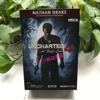 NECA Uncharted 4 Mysterious sea area Thieves Nathan Drake 7 inch Action Figure