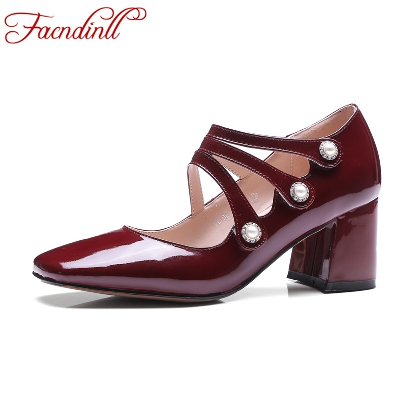 women pumps new fashion 2017 spring summer shoes woman pumps high heels square toe mary janes women dress party wedding shoes new spring summer women pumps fashion pointed toe high heels shoes woman party wedding ladies shoes leopard pu leather