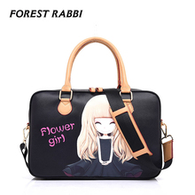 10 13 14 15 Inch Waterproof PU Laptop Cartoon Pattem Notebook Tablet Bag Bags Case Messenger