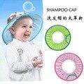 2016 regador rega dushevaya dlya alma Tudo para as crianças Roupas e acessórios do bebê redimensionável touca de banho TXY10