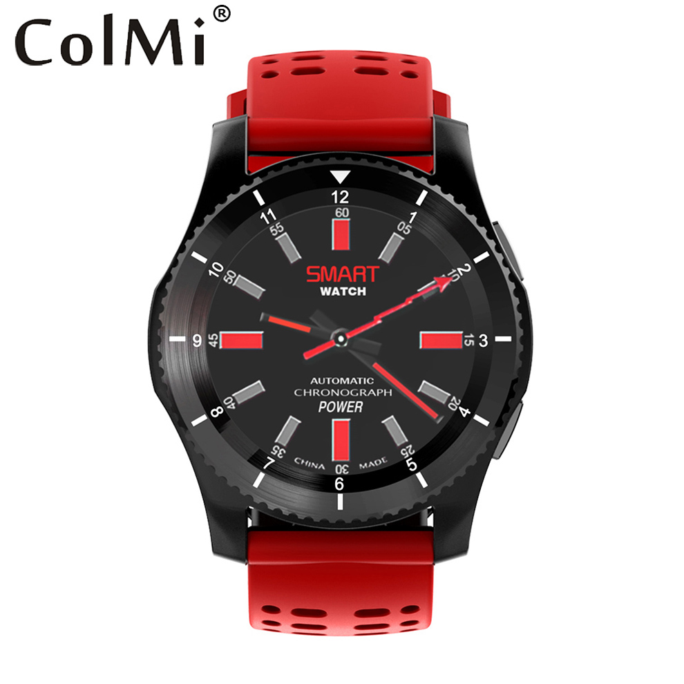 COLMI Color Screen IP68 Waterproof Smart Watch with Heart Rate Blood Pressure Sleep Monitor for Android IOS PK Q8 K5 Smartwatch стоимость