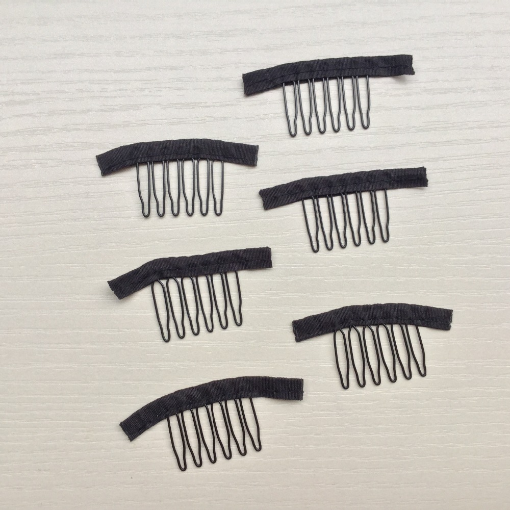 Aksesori rambut palsu, rambut palsu rambut sikat dan klip untuk - Penjagaan rambut dan penggayaan - Foto 5