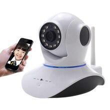 Высокое качество Ip-камеры P2P Видеонаблюдения Сети Ip-камера Wifi 720 P HD Для Дома Поддержка 64 ГБ TF карты