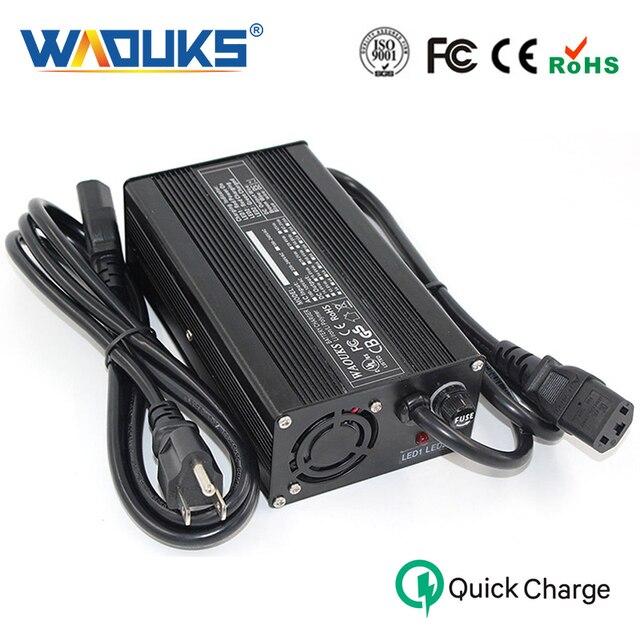 75.6 V 3A Lithium Batterij Oplader Voor 66.6 V 18 S Li-Ion Lipo Accu met Brede spanning