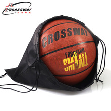 CROSSWAY 10 piece/lot Ball Bags Outdoor Sports Shoulder Portable Bag Case Soccer Football Volleyball Basketball Bag Training цена