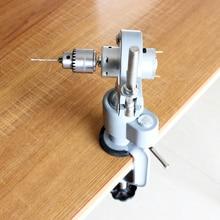 Мини электрический набор для ручной дрели DC 12 В мотор с 0,3-4 мм JT0 набор сверлильных патронов Сделай Сам стойка PCB дерево пластик сверлильные инструменты Мультитулы