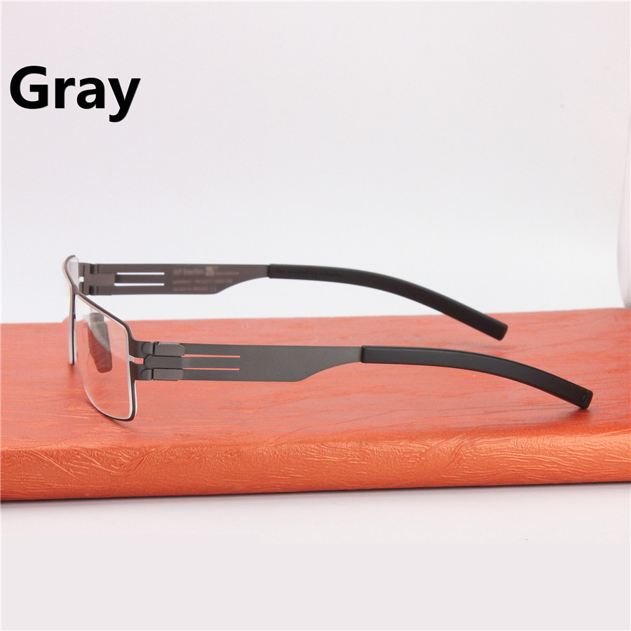 Kualitas tinggi Kacamata Frame IC Kacamata Frame Merek Ultra Cahaya - Aksesori pakaian - Foto 4