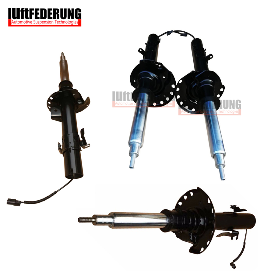 Luftfederung 2 pz Ammortizzatore Anteriore Con Sensore 2 pz Sospensione Posteriore Ammortizzatore Fit Land Rover Evoque BJ3218080 BJ3218K001