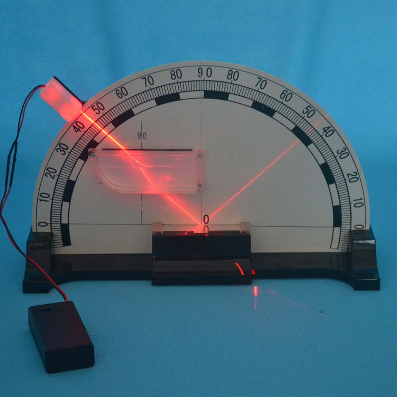 Light Reflection and Refraction Demonstrator Optical Experimental Props Physical Optics Experimental Equipment Teaching AidsLight Reflection and Refraction Demonstrator Optical Experimental Props Physical Optics Experimental Equipment Teaching Aids