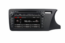 Quad Core Android 5.1 HD 2 din 8″ Car radio dvd gps for Honda City 2014 Right With 3G WIFI Bluetooth TV USB DVR 16GB ROM