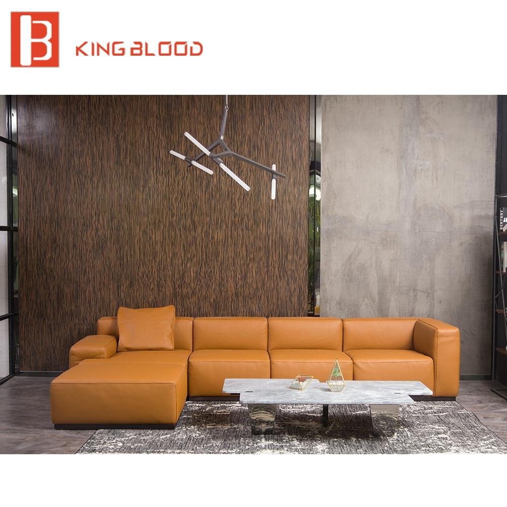 Italian Leather Sofa Set Modern: Aliexpress.com : Buy Modern Italy Leather Sofa Living Room Furniture Sofa Set From Reliable