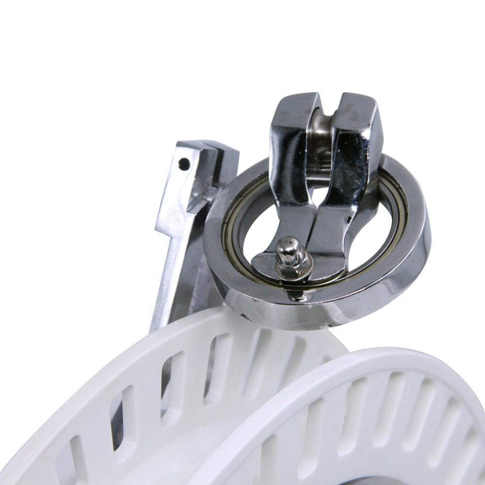 Emmakites 27 cm enrouleur de cerf-volant professionnel enrouleur de ligne de cerf-volant pour adulte grand cerf-volant volant frein à main Design Non-retour - 4