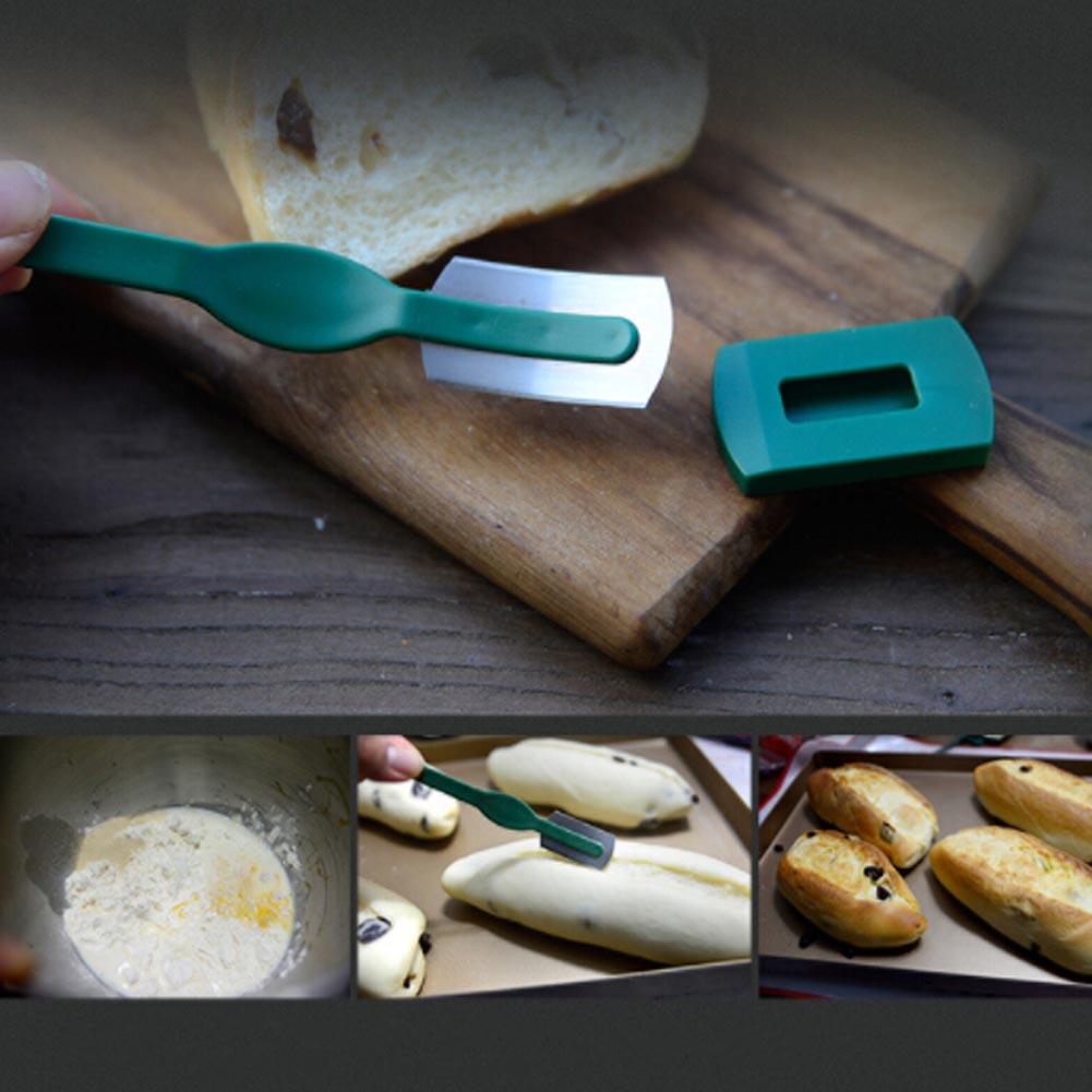 Kitchen Shears In Baking: Specialty European Breads Arc Curved Bread Knife Western