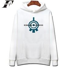 Frühling Stil Code Lyoko Harajuku Männer Sweatshirt Mit Kappe Und Plus Größe Lyoko Print Fashion Style Hoodies Pullover Frauen Kleidung