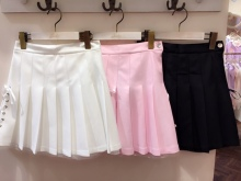 Pink pleated mini skirt online shopping-the world largest pink ...