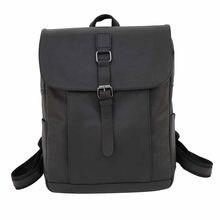 afef0a55d8b Mochila escolar mochila Corea bolso Unisex de gran capacidad de Mochila de  cuero de Cercanías de viajes bolso par bolsa  89