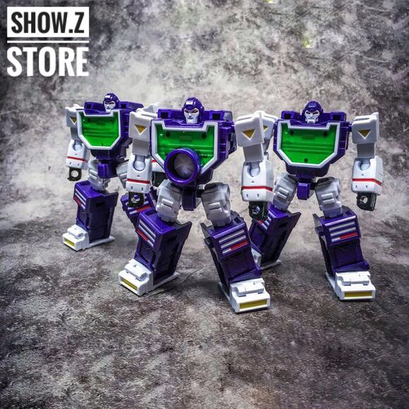 все цены на [Show.Z Store] Papa Toys PP-01 Camera Reflector Transformation Action Figure онлайн