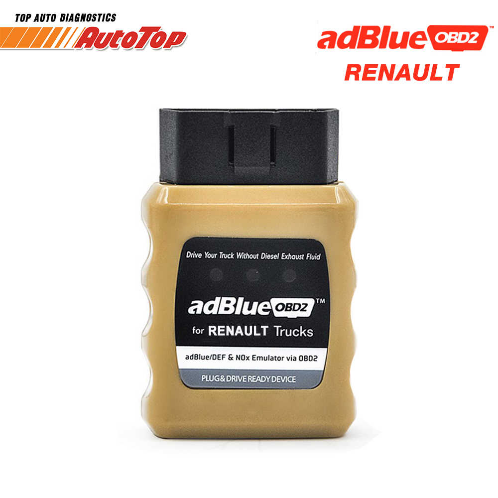 Detail Feedback Questions about Adblue OBD2 Emulator For