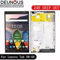 New 8 Inch For Lenovo Tab S8 50 S8 50F S8 50L S8 50LC LCD Display