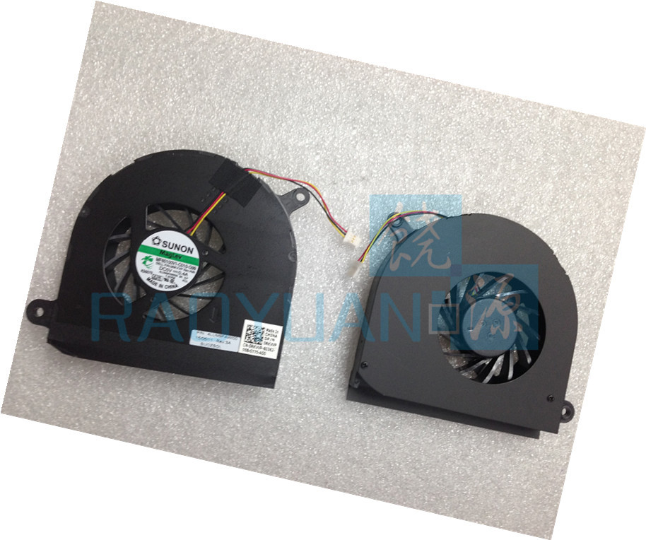 Original New Laptop CPU Cooler Fan For Dell Inspiron 17R