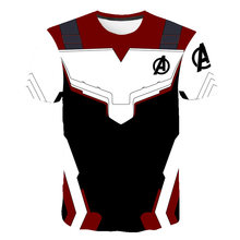 BIAOLUN Movie Avengers Endgame 4 Short Sleeve T Shirt Quantum Warfare Men/Women 3d Print t-shirt cool Tshirt Casual Summer Tops