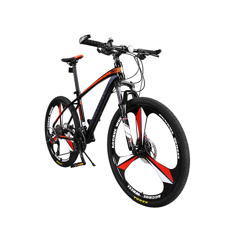 Mountain Bike 26 Inch 27-Speed Male Adult With Off-road Racing One Wheel