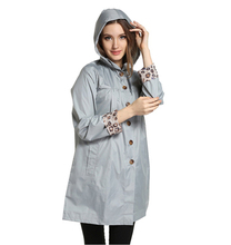 British Fashion Womens Portable Trench Raincoat Outdoor Jacket burberry women s Waterproof Raincoat impermiable casaco feminino