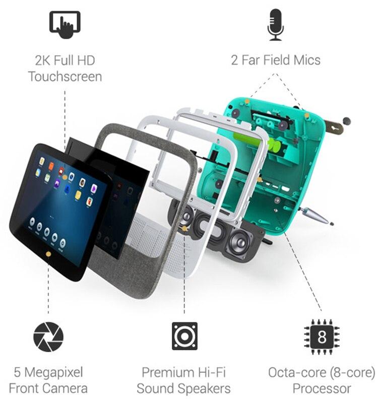 Android Internet radio-google home-Alexa bluetooth speaker beautiful design