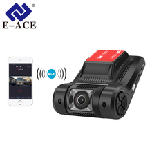 Big discount E-ACE Mini Wifi Car DVR Full HD 1080P Recorder Dashcam  Novatek 96658 Sony IMX322 Night Vision  Auto Registrator Video Recorder