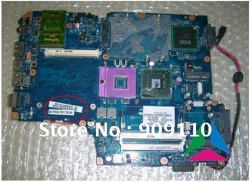 A500  non-integrated motherboard for T*oshiba laptop A500   K000086730 100%test  work l510 integrated motherboard for t oshiba laptop l510 v000175210