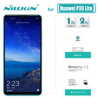 Nillkin for Huawei P30 Lite Glass 9H+ Pro Tempered Glass Screen Protector 0.2mm Ultra Thin For Huawei P20 Lite Nilkin Glass Film