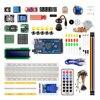 Mega 2560 R3 Starter Kit Motor Servo RFID Ultrasonic Ranging Relay LCD For Arduino
