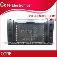 960 قطعة/الوحدة K9F2G08U0C SCB0 K9F2G08UOC SCBO K9F2G08UOC TSSOP48 جديد