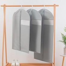 5 pieces 2018 Bag Case For Clothes Organiser Garment Suit Coat Dust Cover Protector Waterproof Clothing