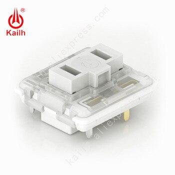 Interruptor de teclado mecánico Kailh de bajo perfil, interruptor de teclado para portátil, clic, viaje total 1,2mm