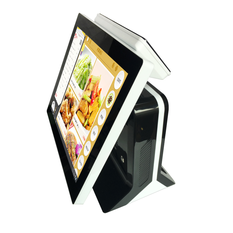 POS System Win 7 15 Inch All In One Touch Screen Pc