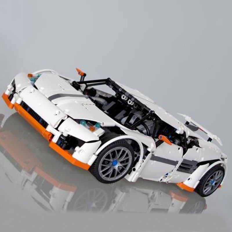 Lepin 20052 Genuine 1950Pcs Technic Series The Predator Supercar Set MOC-2811 Building Blocks Bricks Set Gifts Toys for Children