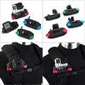 GoPro Capture Clip Quick Release Backpack Mount for Go Pro Shoulder Strap Belt,Mount GoPro Hero 4 session 3+  Camera accessories