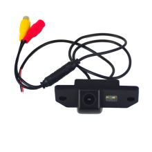 CCD 1/3 Car Rear view Parking Back Up Reversing Camera For Ford Focus Sedan (2) (3)/08/10 Night visio