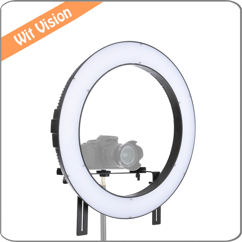 Falcon Eyes DVR-160TVC 19 inches 3200-5600K SMD LED Ring Light with Carry Bag аксессуар falcon eyes dea bhc 160 180mm