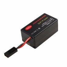 Pcs 11.1 v 2000 mah 20C 1 Descarga Poderoso Li-Polímero Bateria Para Parrot AR. Zangão 2.0-Tempo de Vôo Longo