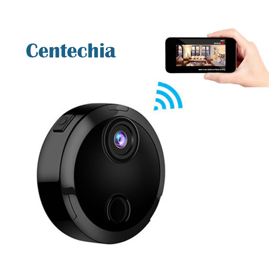 Mini Camera Wireless Wifi IP Home Security Camcorder DV DVR Night Vision Motion Detection HD 1080P Wide angle Network Hidden цены онлайн